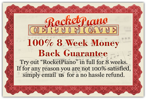Rocker Piano - Satisfaction Guarantee