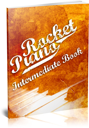 Rocket Piano Intermediate Book